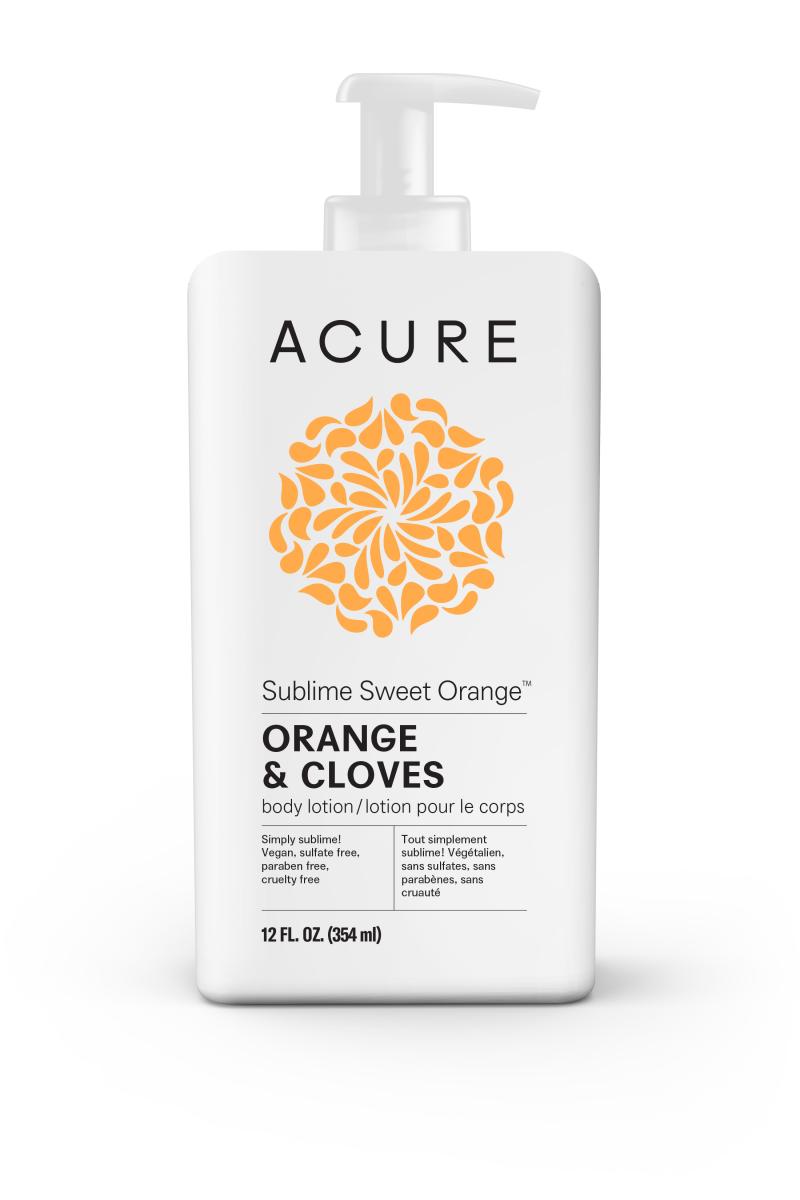 Orange & Cloves Body Lotion