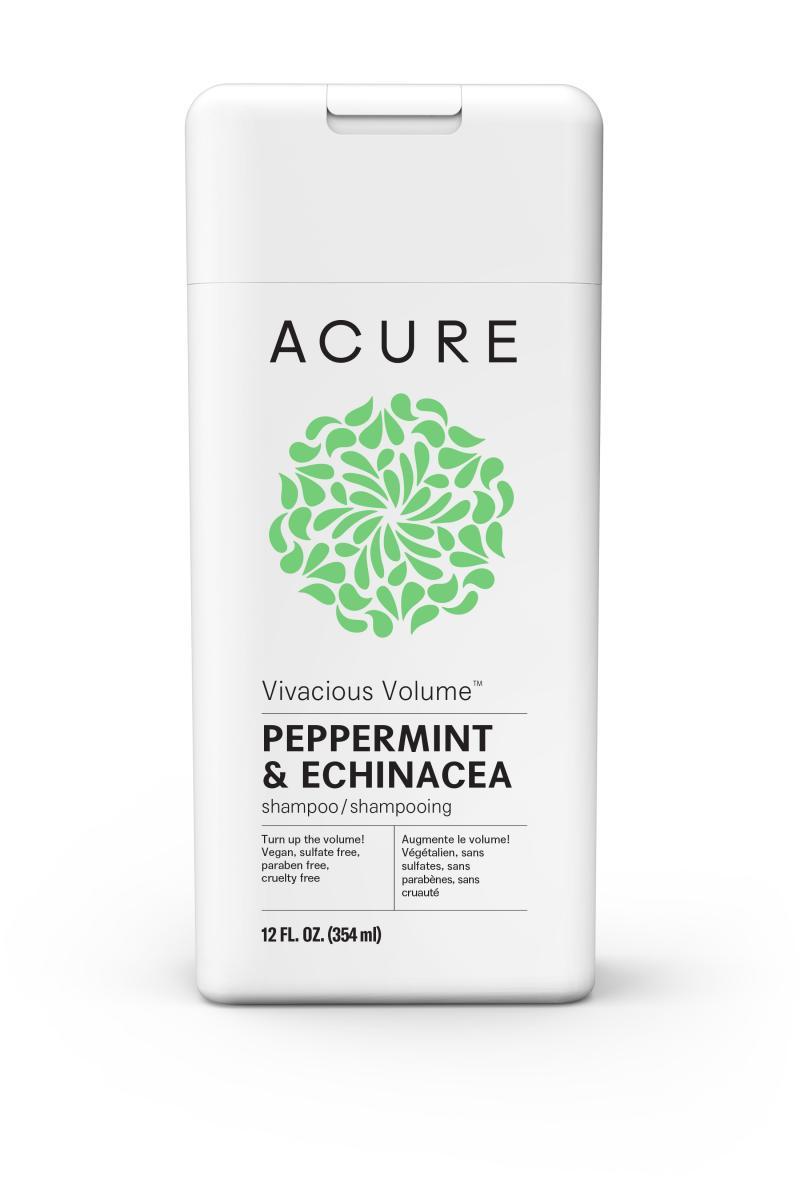 Peppermint & Echinacea Shampoo