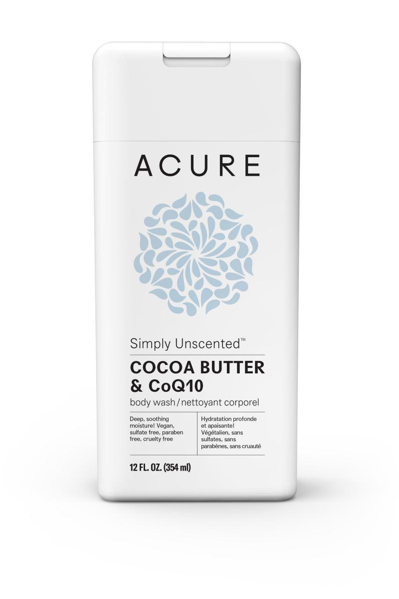 Cocoa Butter & Coq10 Body Wash