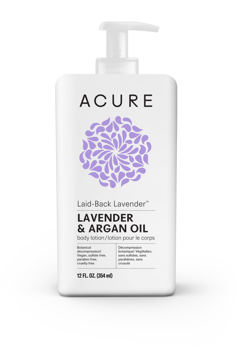 Laid-back Lavender Body Lotion