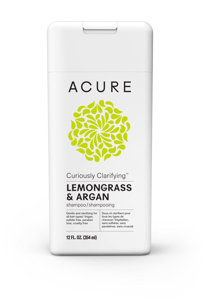Shampoo, Lemongrass & Argan