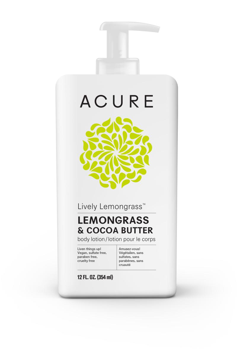 Lemongrass & Cocoa Butter Body Lotion