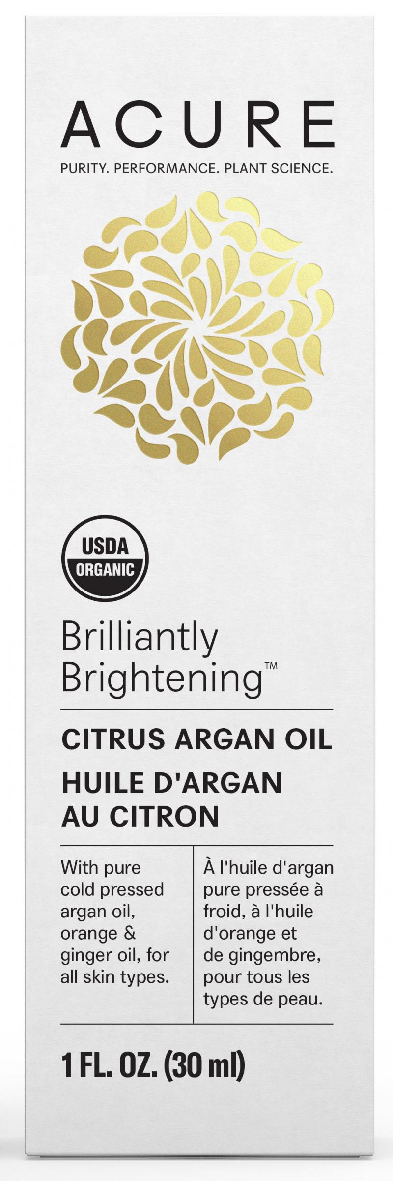 Citrus Argan Oil