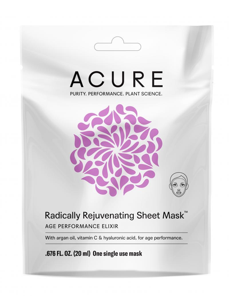 Radically Rejuvenating Sheet Mask