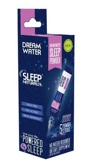 Sleep Powder Dietary Supplement