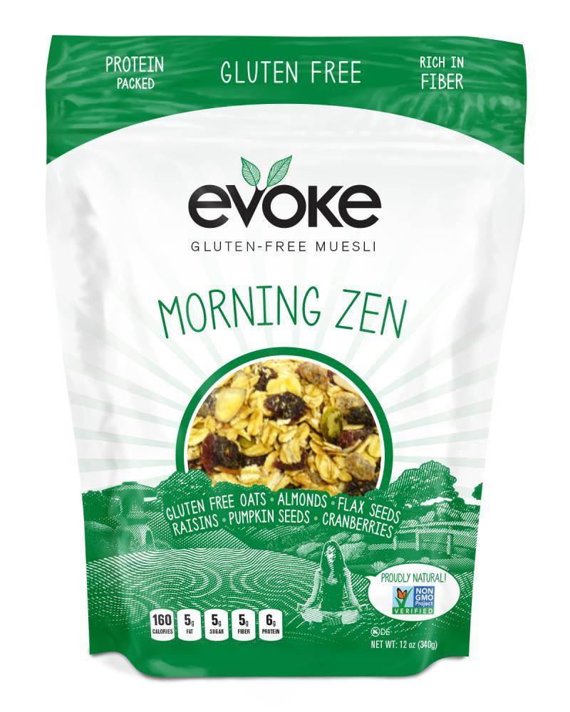Morning Zen Gluten - Free Muesli