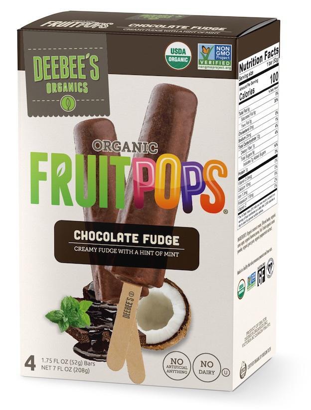 Organic Fruitpops