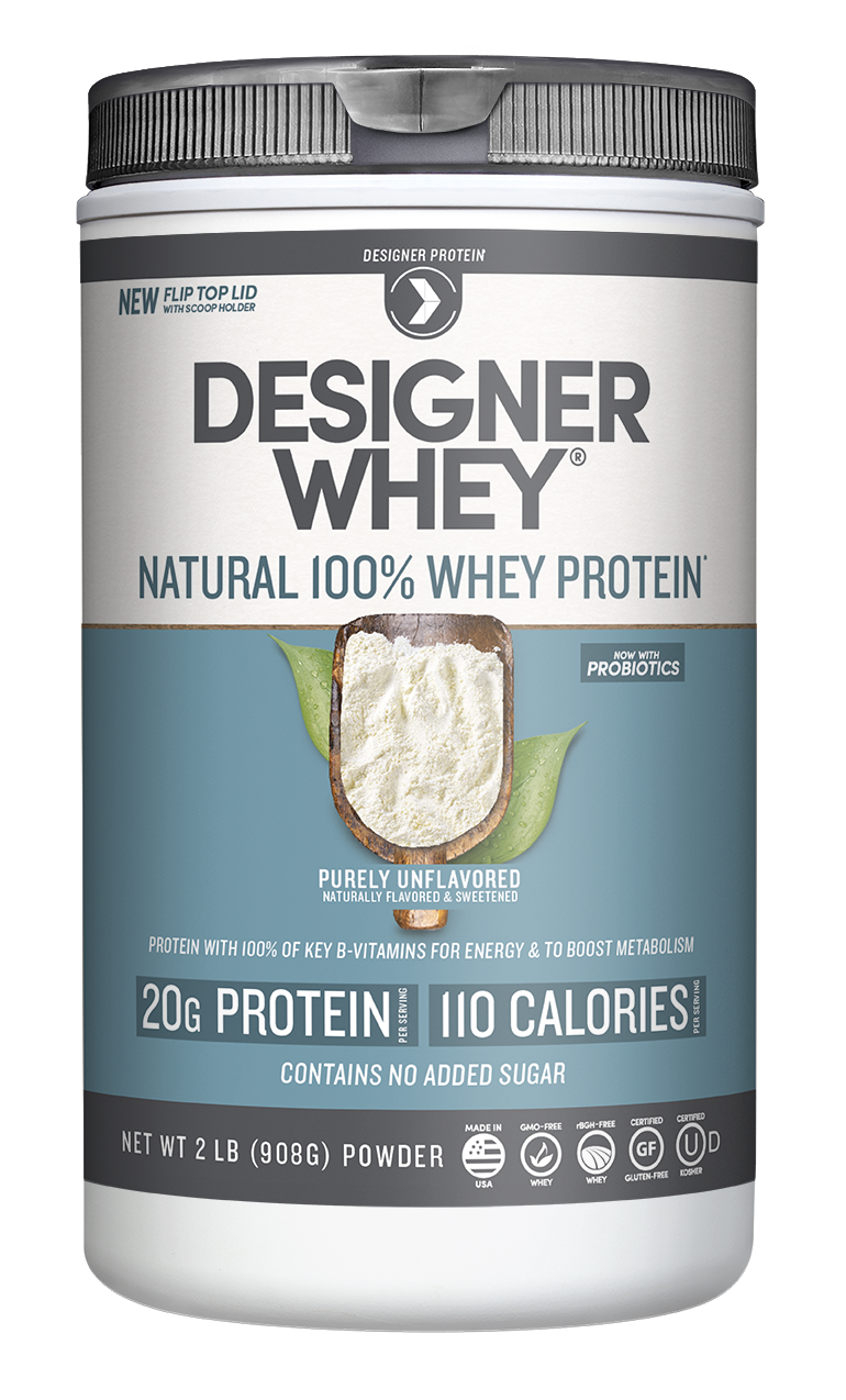 Natural 100% Whey Protein