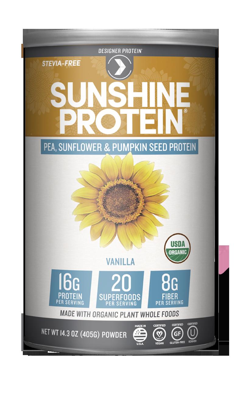 Sunflower Protein & Superfoods