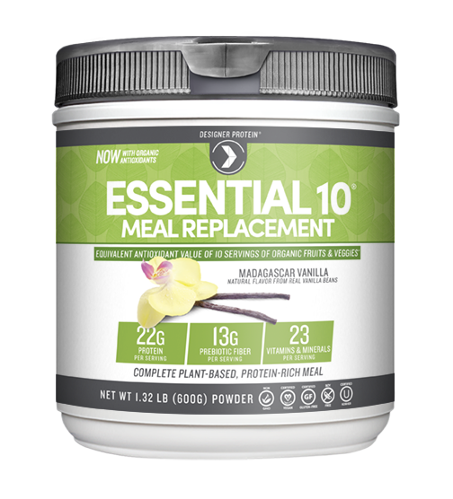 Meal Replacement Complete Plant-based, Protein-rich Meal