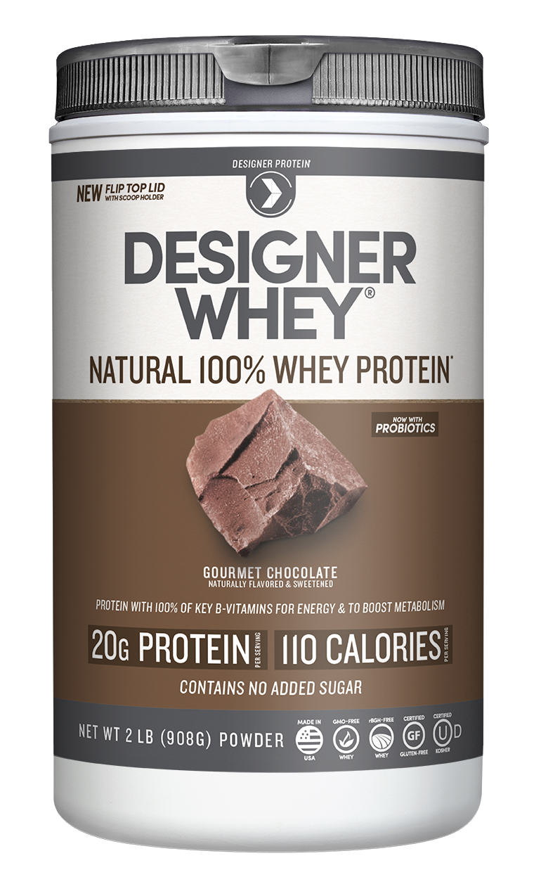 Natural 100% Whey Protein* Powder