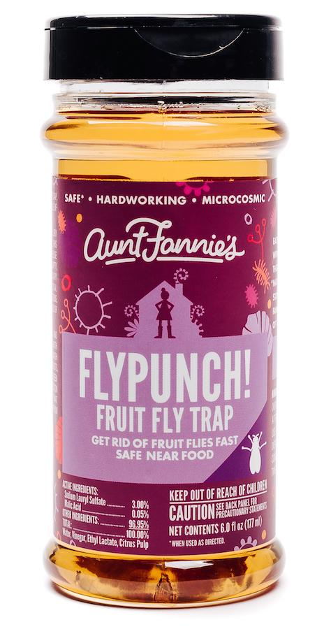 Flypunch! Fruit Fly Trap