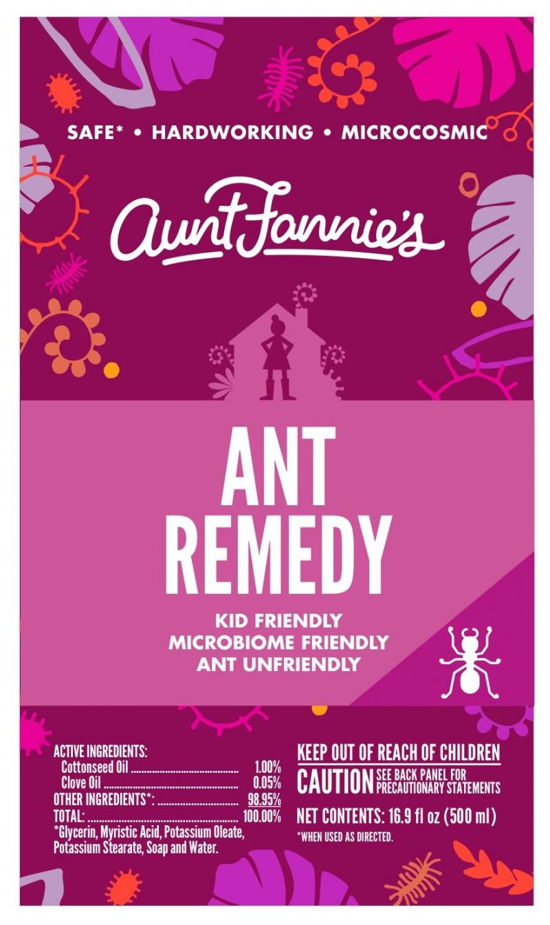 Ant Remedy