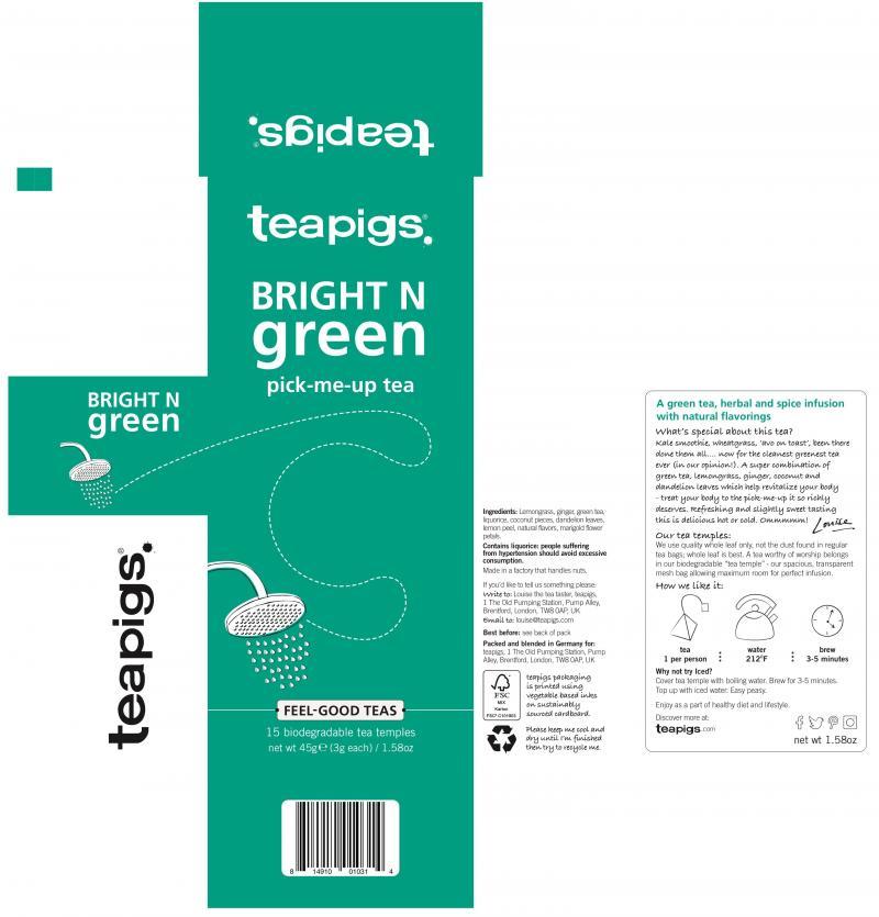 Bright N Green Pick-me-up Tea