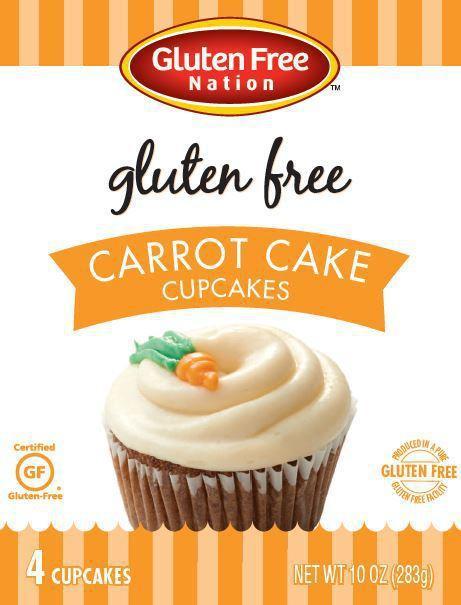 Carrot Cake Cupcakes