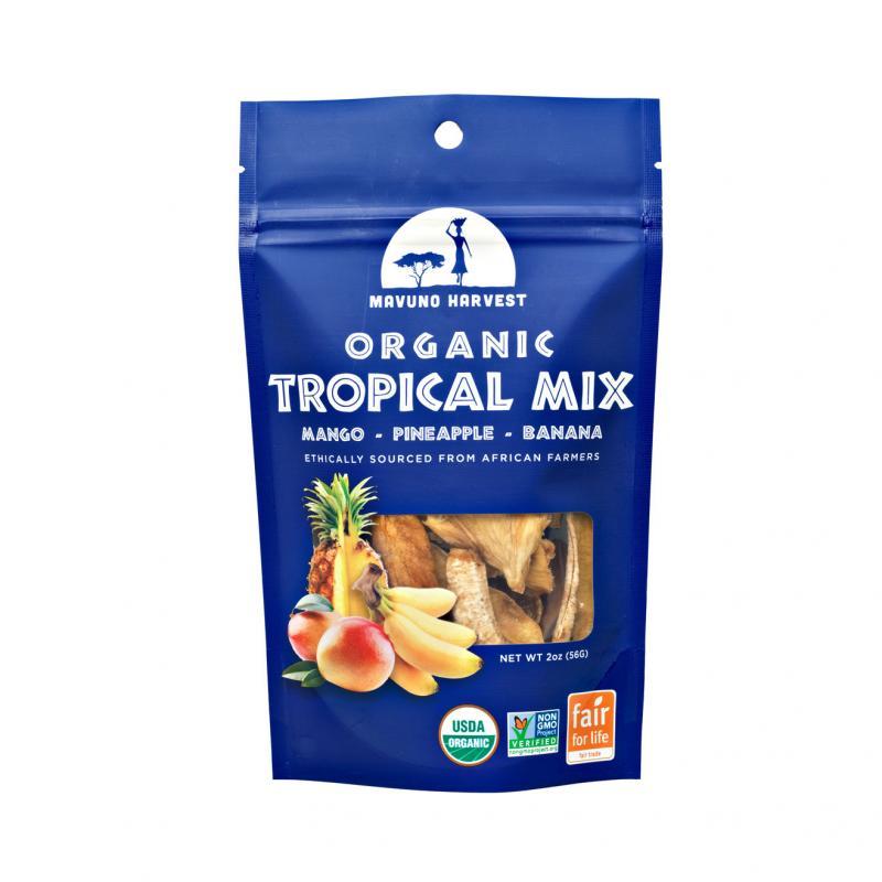 Organic Tropical Mix