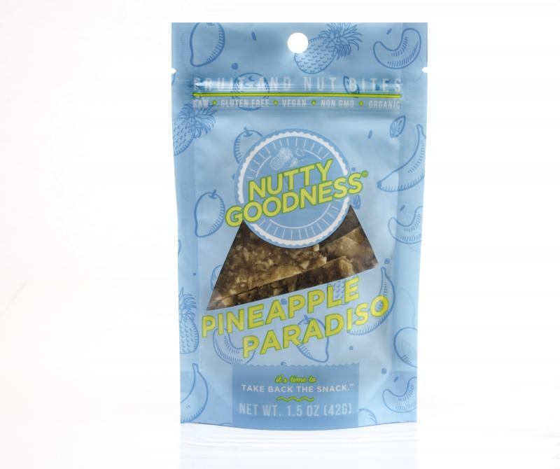 Chewy Fruit & Nut Chips