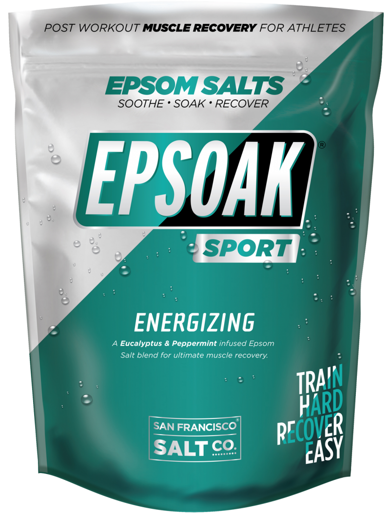 Sport Post Workout Muscle Recovery For Athletes Epsom Salts