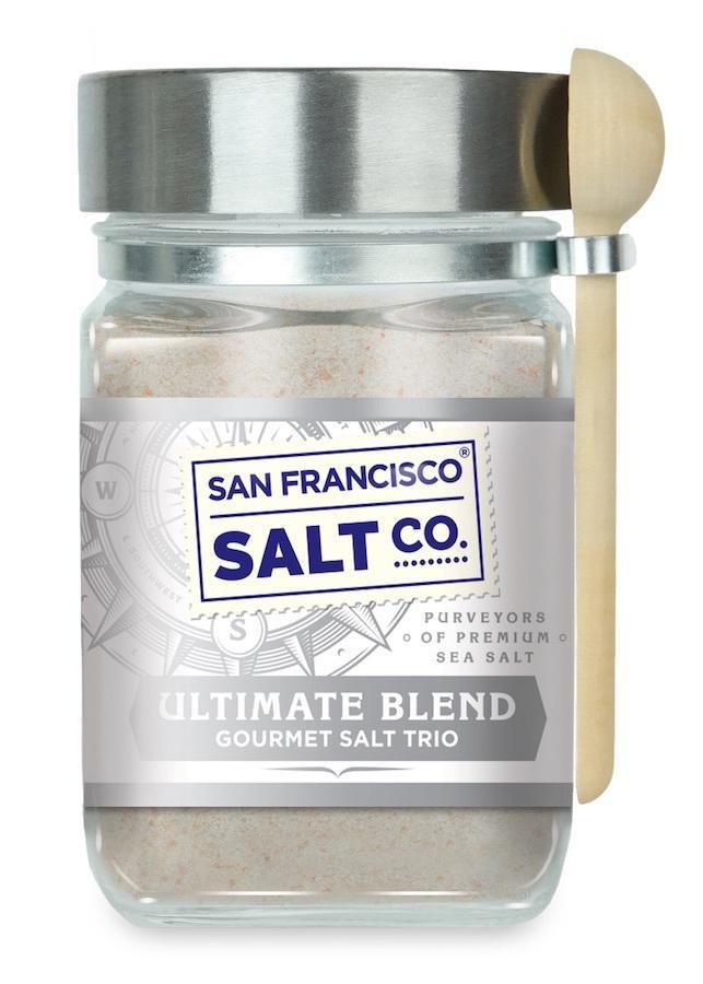 Gourmet Salt Trio