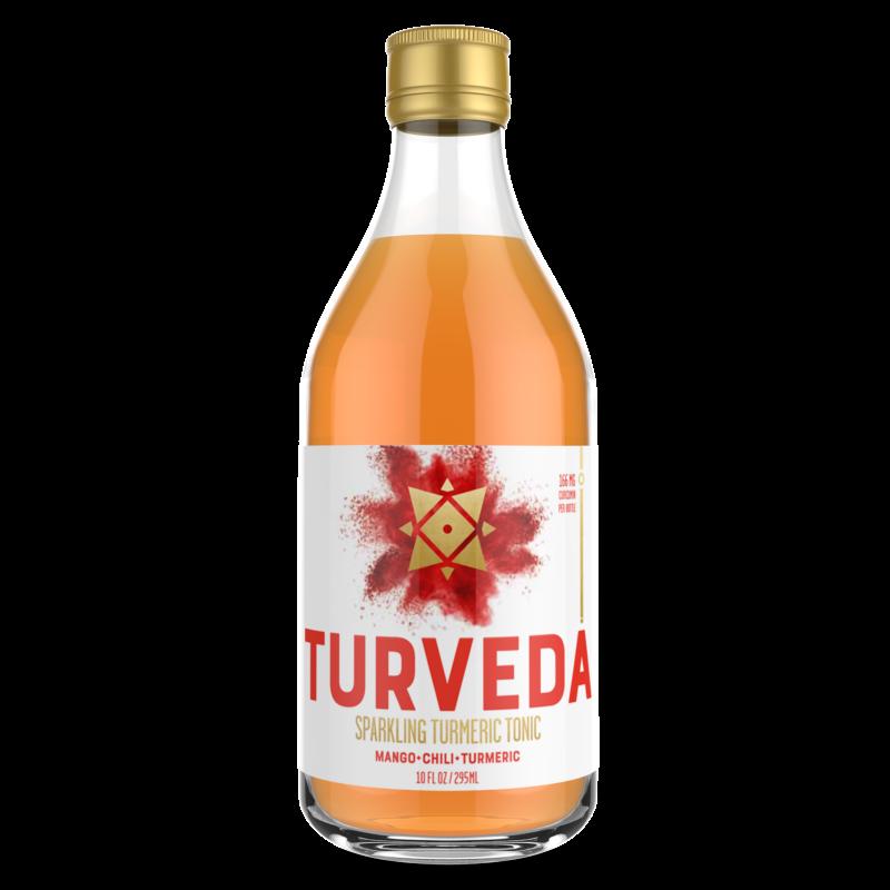 Sparkling Turmeric Tonic