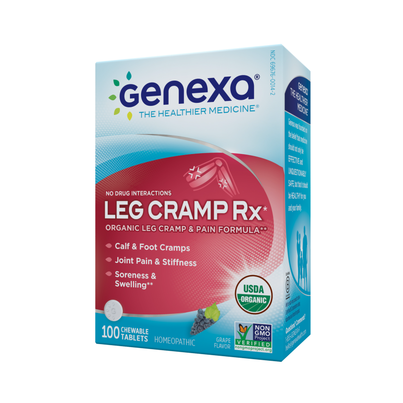 Leg Cramp Rx* Homeopathic Tablets
