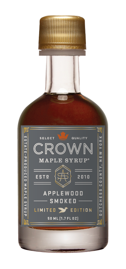 Applewood Smoked Syrup