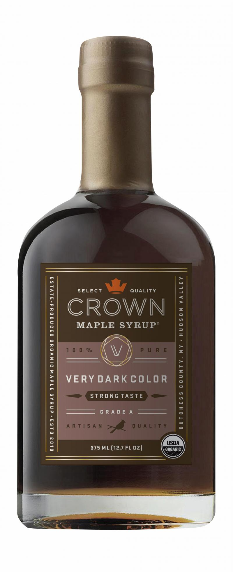 100% Pure Very Dark Color