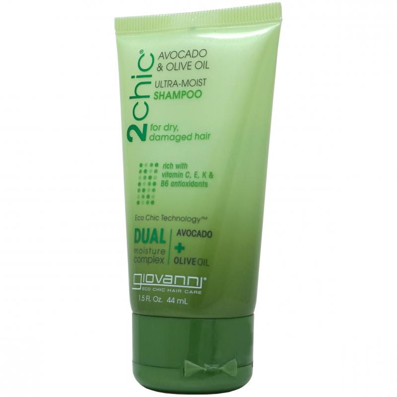 Ultra-moist Shampoo, Avocado & Olive Oil