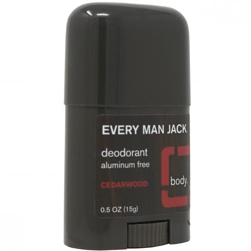 Deodorant, Cedarwood