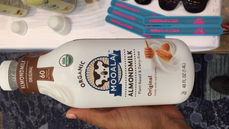 Organic Almondmilk