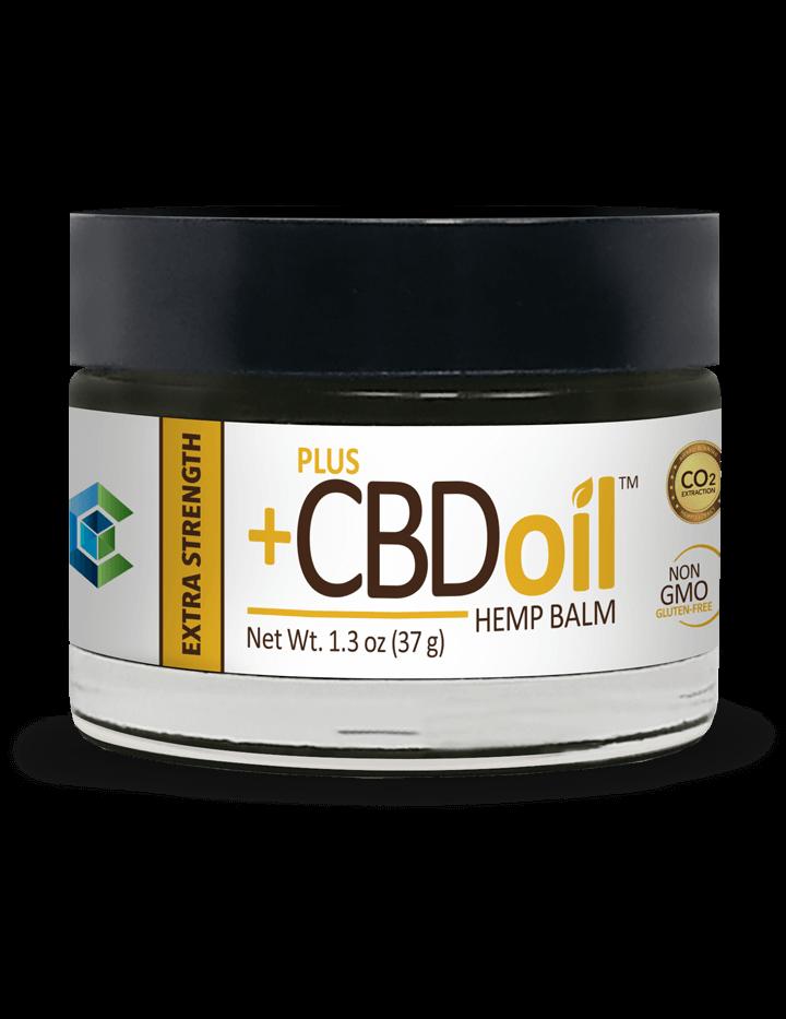 CBD Oil Balm Extra Strength