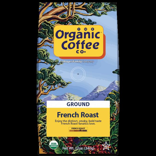 French Roast Coffee - Organic