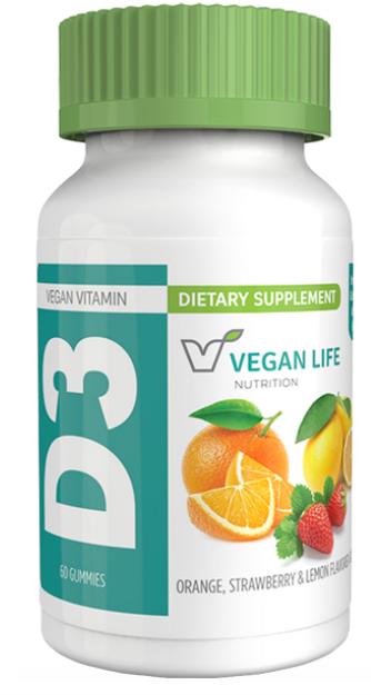 Vitamin D3 1000 IU (Gummies)
