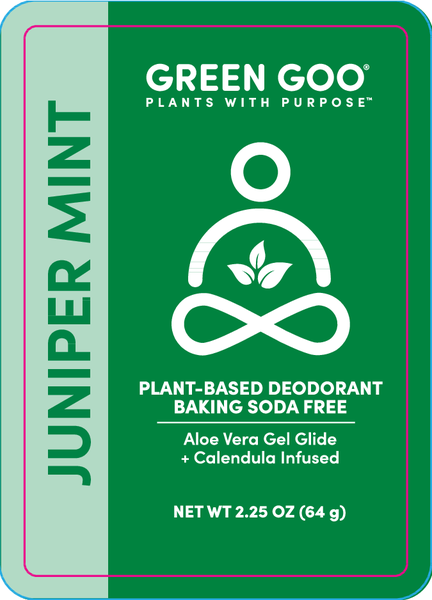 PLANT-BASED DEODORANT, JUNIPER MINT