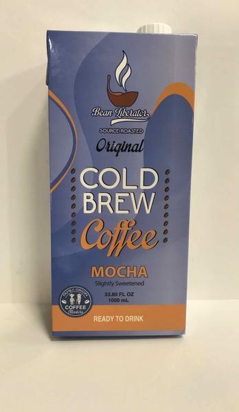 SLIGHTLY SWEETENED MOCHA ORIGINAL COLD BREW COFFEE