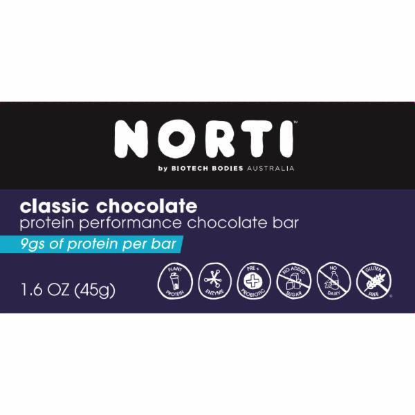 CLASSIC CHOCOLATE PROTEIN PERFORMANCE CHOCOLATE BAR