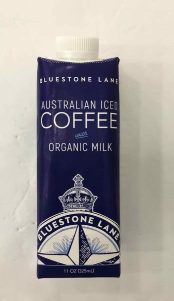 AUSTRALIAN ICED COFFEE WITH ORGANIC MILK