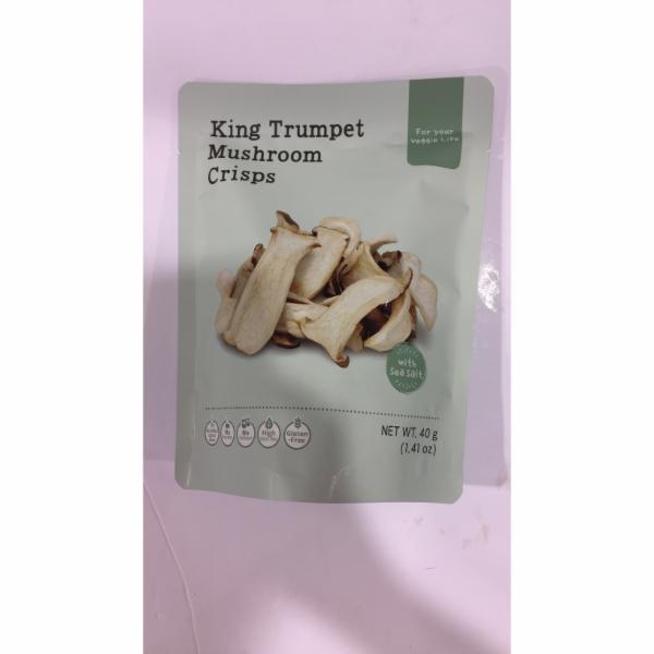 KING TRUMPET MUSHROOM CRISPS