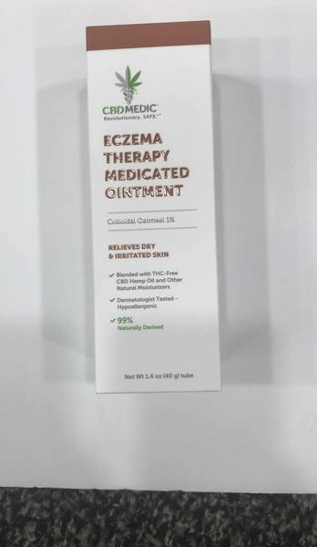 ECZEMA THERAPY MEDICATED OINTMENT