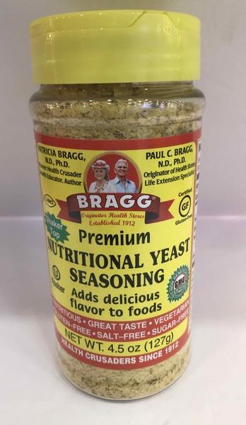 PREMIUM NUTRITIONAL YEAST SEASONING