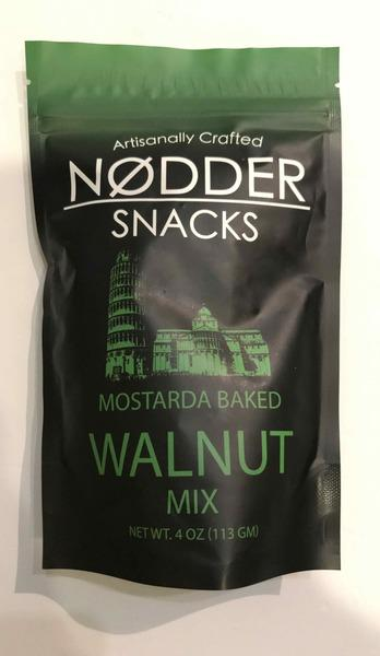 MOSTARDA BAKED WALNUT MIX