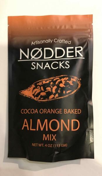 COCOA ORANGE BAKED ALMOND MIX