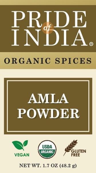 AMLA POWDER ORGANIC SPICES