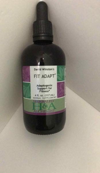 FIT ADAPT ADAPTOGENIC SUPPORT FOR FITNESS HERBAL SUPPLEMENT