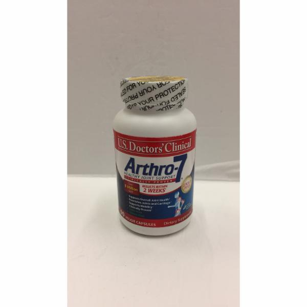 HEALTHY JOINT SUPPORT CLINICALLY PROVEN DIETARY SUPPLEMENT VEGGIE CAPSULES