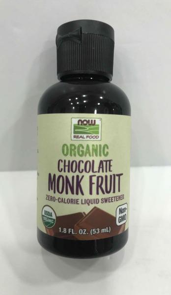 ORGANIC CHOCOLATE MONK FRUIT