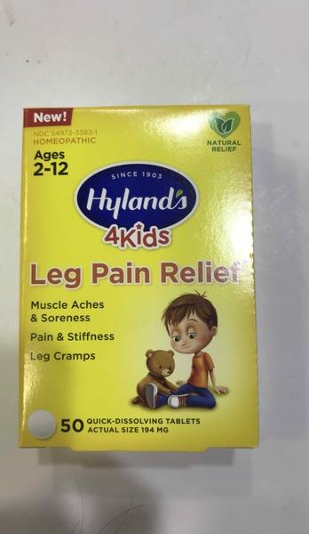 LEG PAIN RELIEF QUICK - DISSOLVING TABLETS