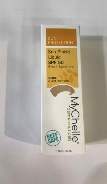 SPF 50 BROAD SPECTRUM SUN PROTECTION SHIELD LIQUID