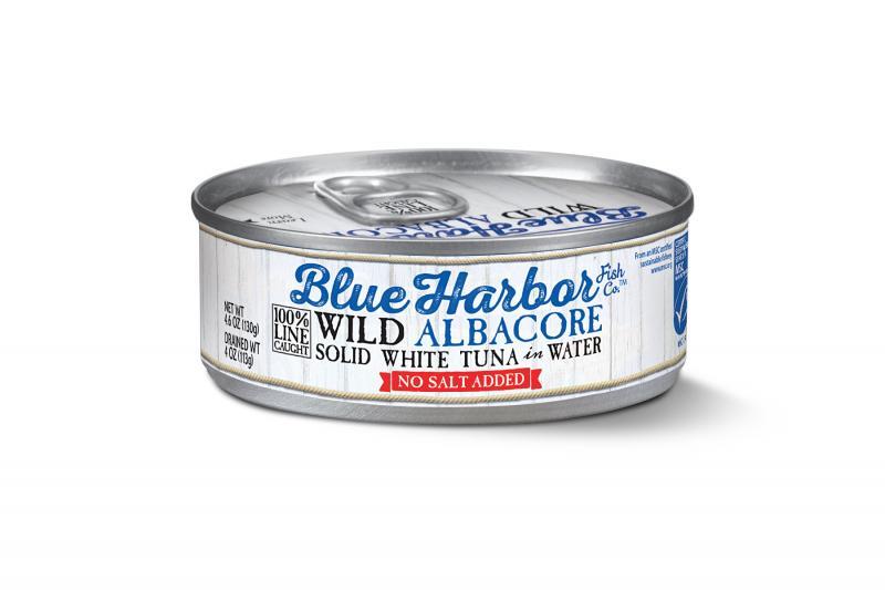 Wild Albacore Solid White Tuna In Water