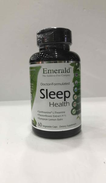 SLEEP HEALTH DIETARY SUPPLEMENT VEGETABLES CAPS